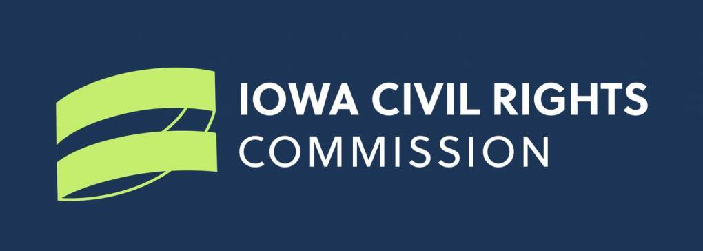 The Logo of the Iowa Civil Rights Commission
